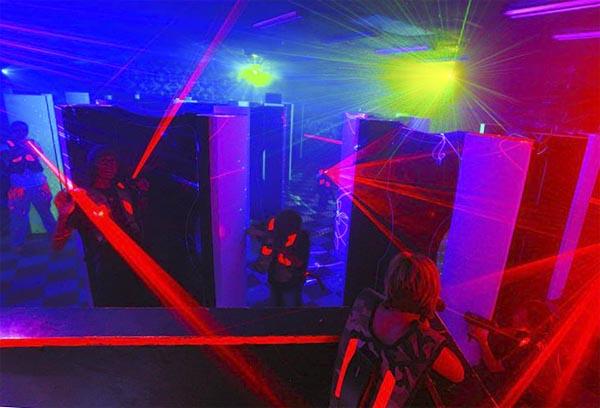 лазертаг бизнес