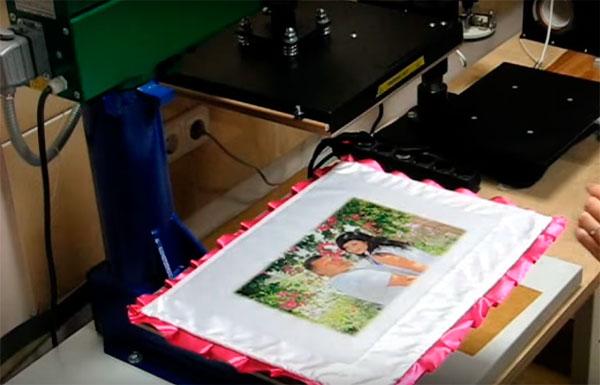 печать фото на подушки идея бизнеса