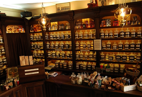 Магазин чая бизнес