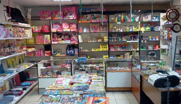 Магазин канцтоваров бизнес