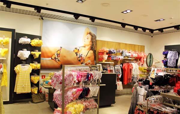 Бизнес магазин нижнего белья