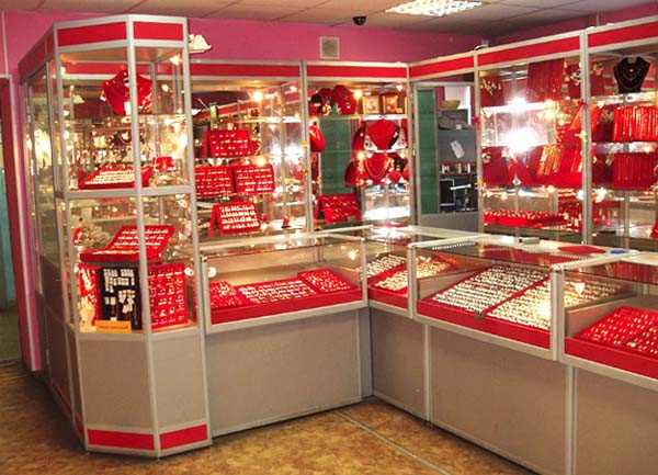 бизнес магазин ювелирных изделий