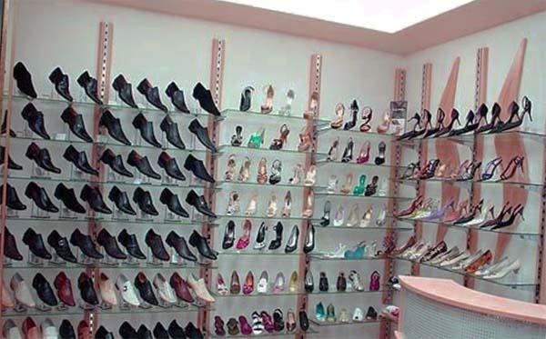 бизнес на обуви