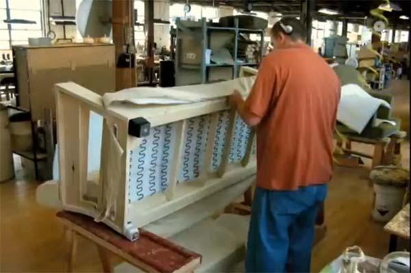 Как открыть производство мягкой мебели