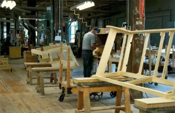 Производство мягкой мебели бизнес