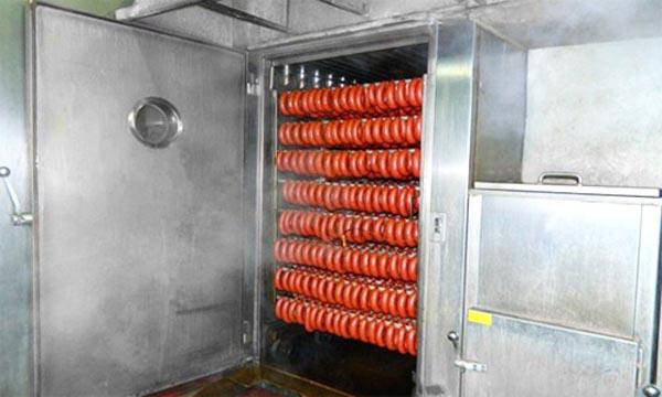 цех по производству колбасы