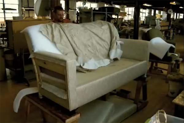 цех по производству мягкой мебели