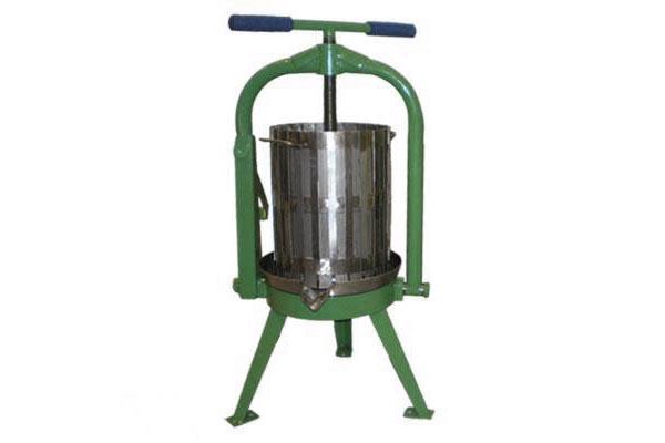 Пресс для отжима фуза при производстве растительного масла