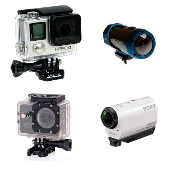 экшн камера для видеоблогера