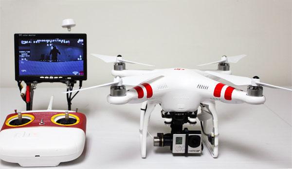 видеосъёмка с воздуха бизнес