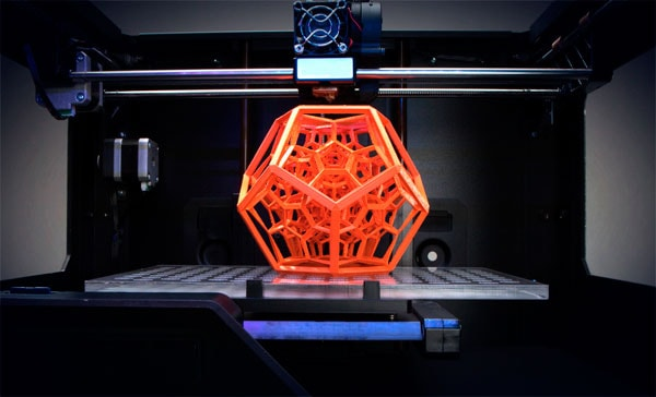 3d принтер бизнес