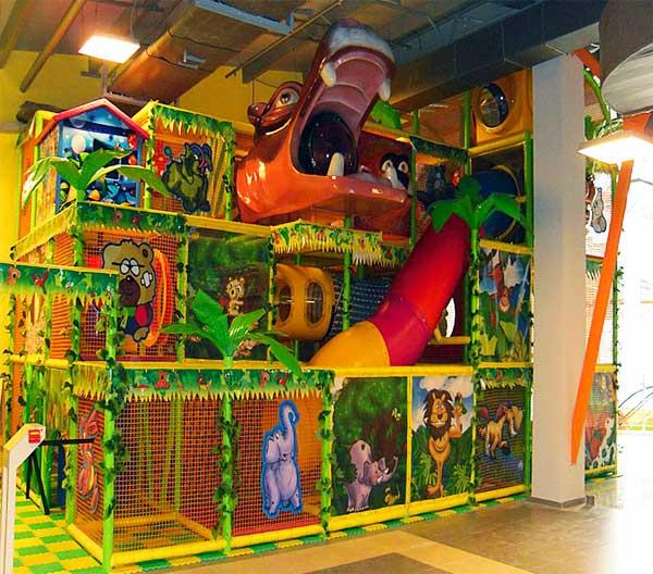 детская игровая комната бизнес