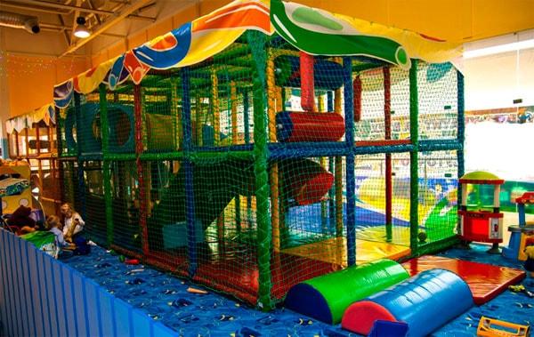 открыть детскую игровую комнату