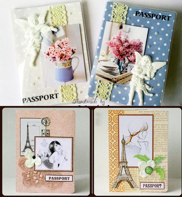 обложки для паспорта бизнес