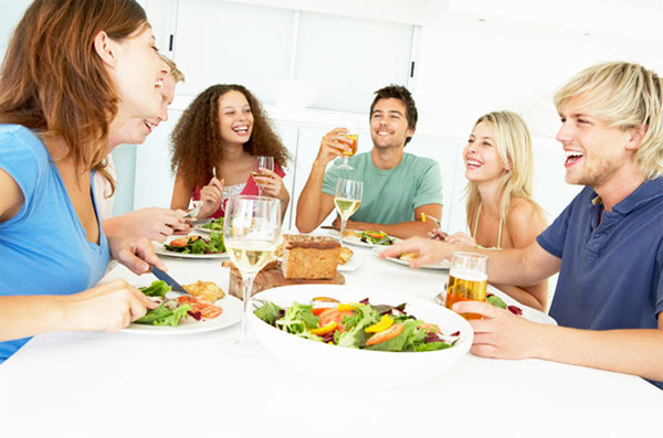 званый ужин или ресторан на дому бизнес