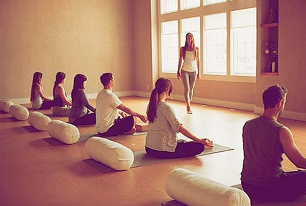 йога бизнес