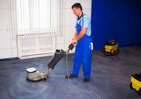 химчистка ковров и мягкой мебели бизнес