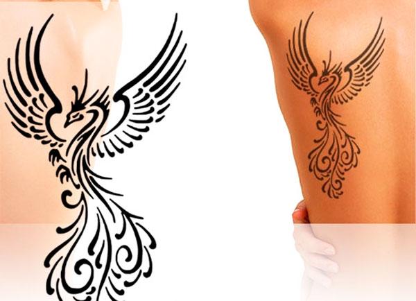 временная татуировка свой бизнес