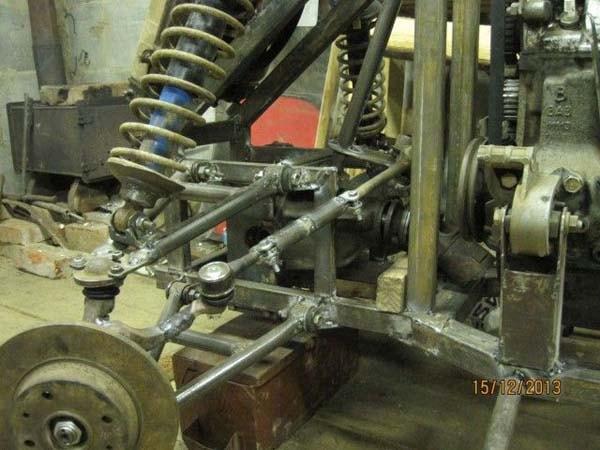 """Как сделать квадроцикл из """"Оки"""" своими руками? Чертежи и пошаговая инструкция с фото"""